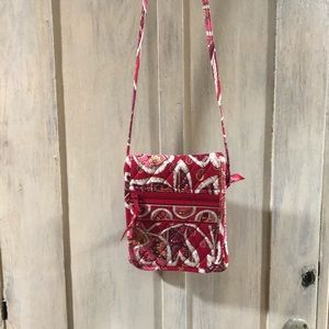 Vera Bradley over the shoulder purse